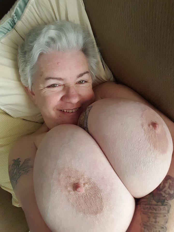 Bbw Tits Granny
