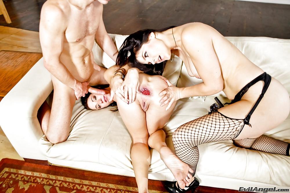 Evilangel Kristina Rose Bobbi Starr Japanesebeauties Metart 1