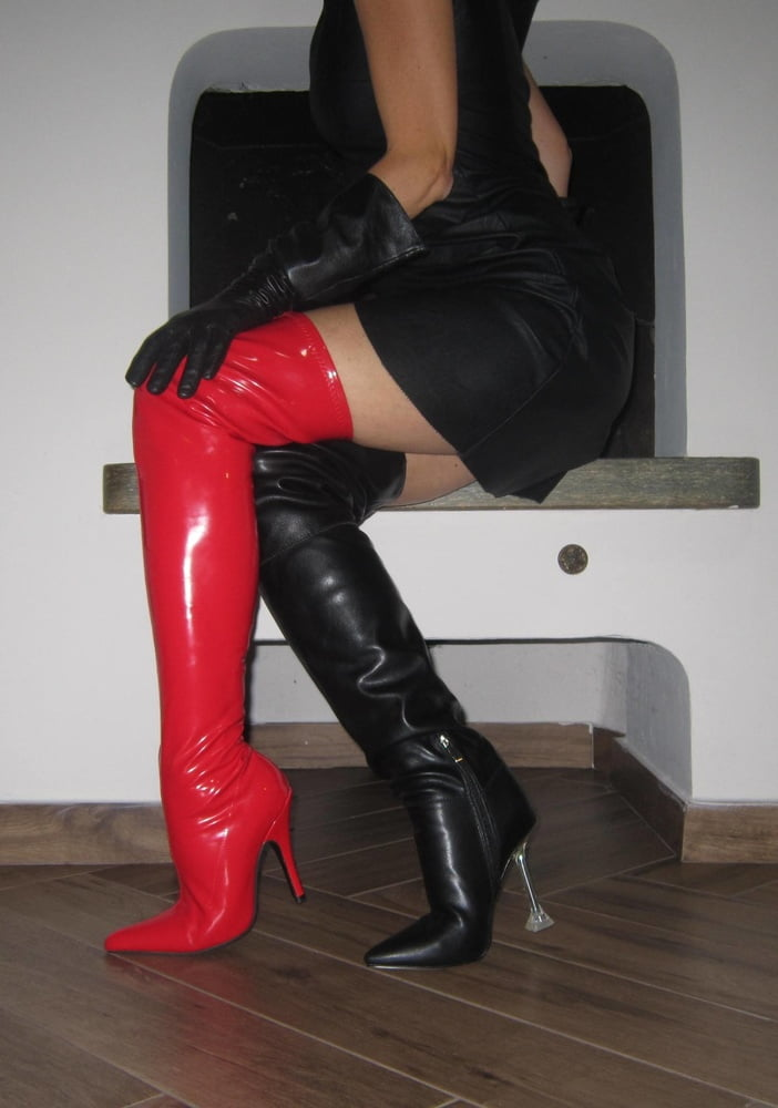 Which high boots to wear?