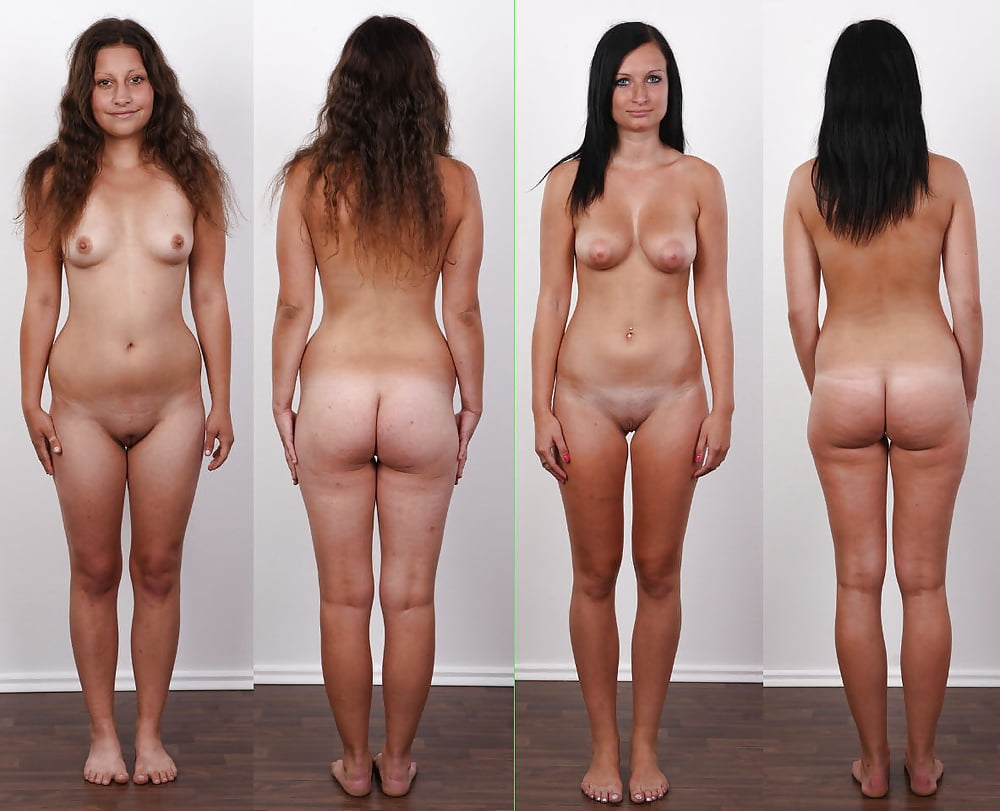 Genuine Amateur Girls Get Nude Fuck