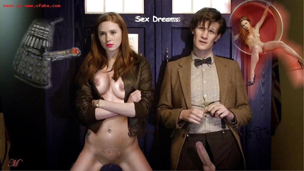 доктор кто порно фото - 5