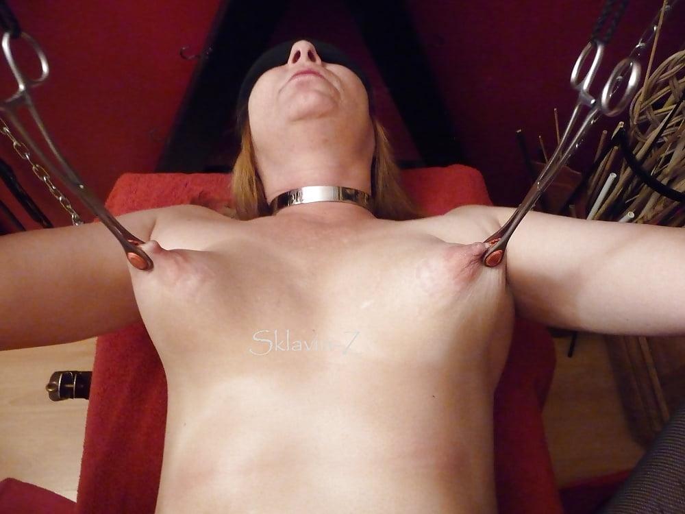 her nipples Stretch