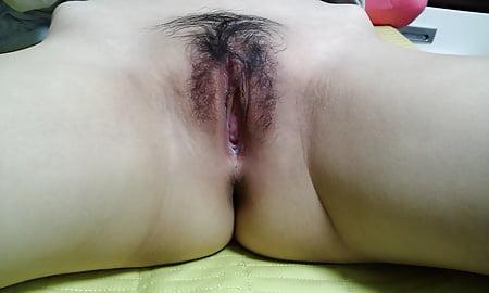 cute korean girl kim hyeon ji dirty cum pussy
