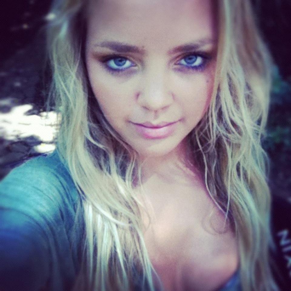 Blonde nude beautiful-6150