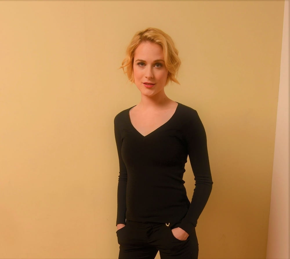 Evan Rachel Wood my ideal woman is flat chested - 142 Pics