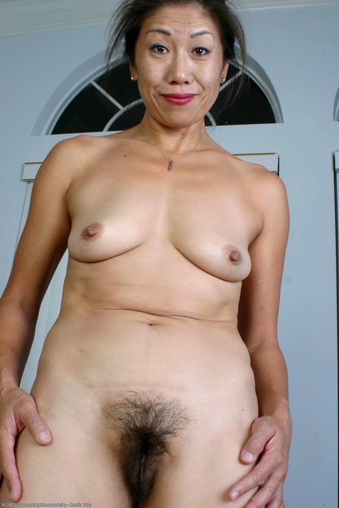 Beautiful asian mature image photo