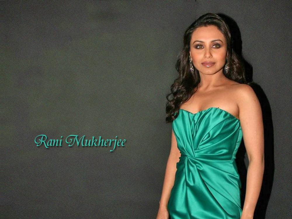 Rani mukherjee naked boobs-1210