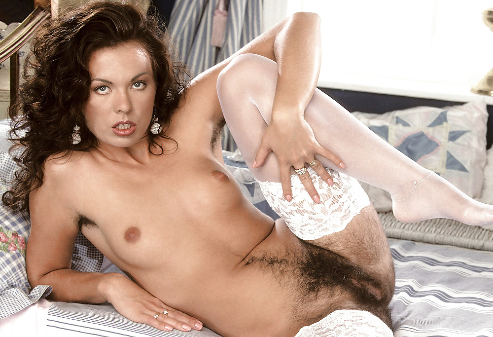 Sexy hairy lady-5665