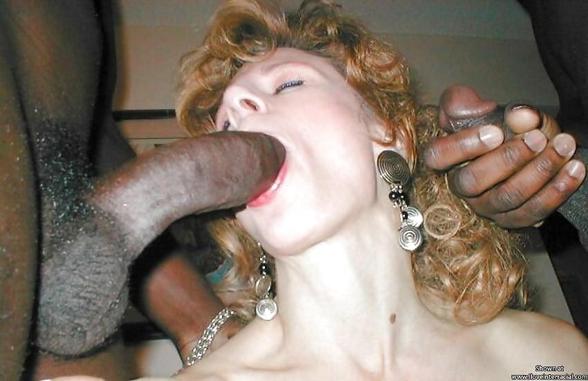 Ugly woman big cock