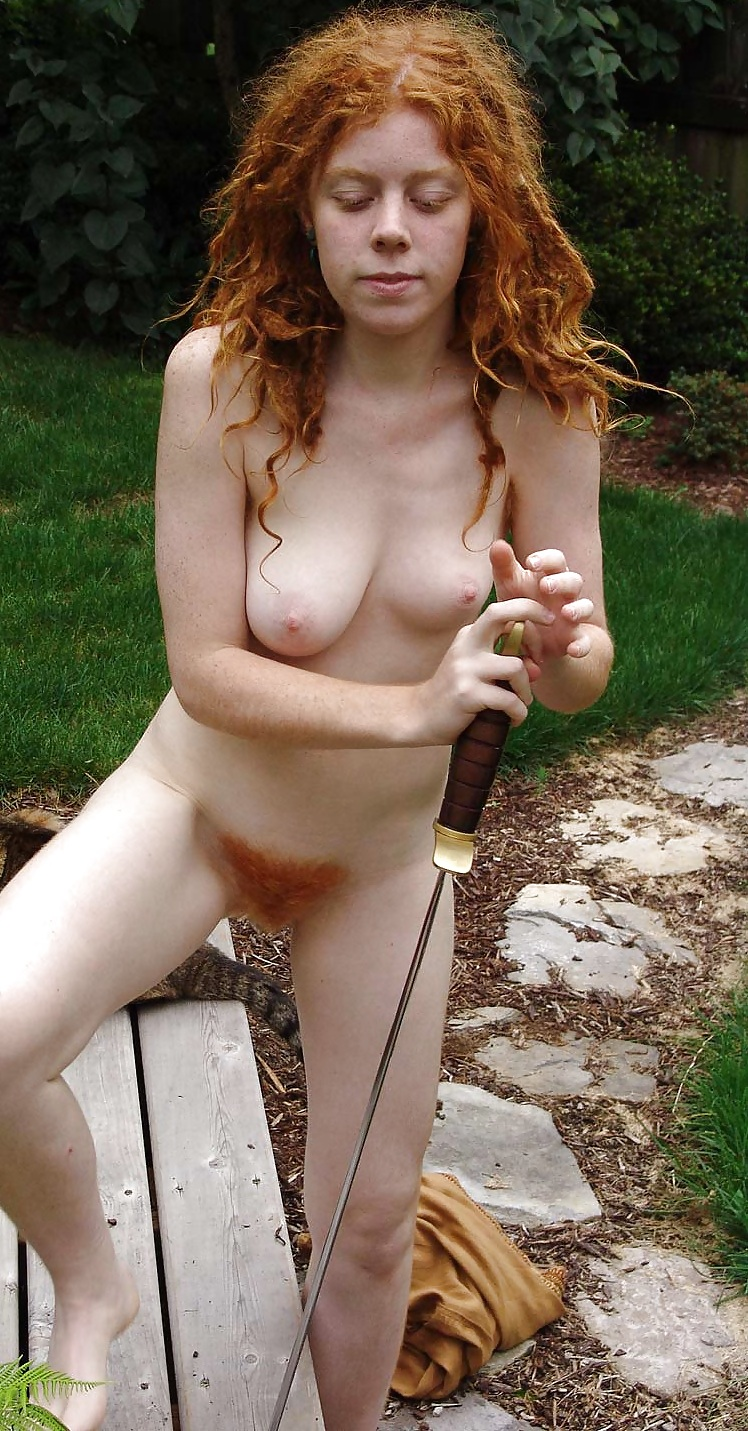 Ida 2 - Redheaded Hippie With Sword - 22 Pics  Xhamster-1035