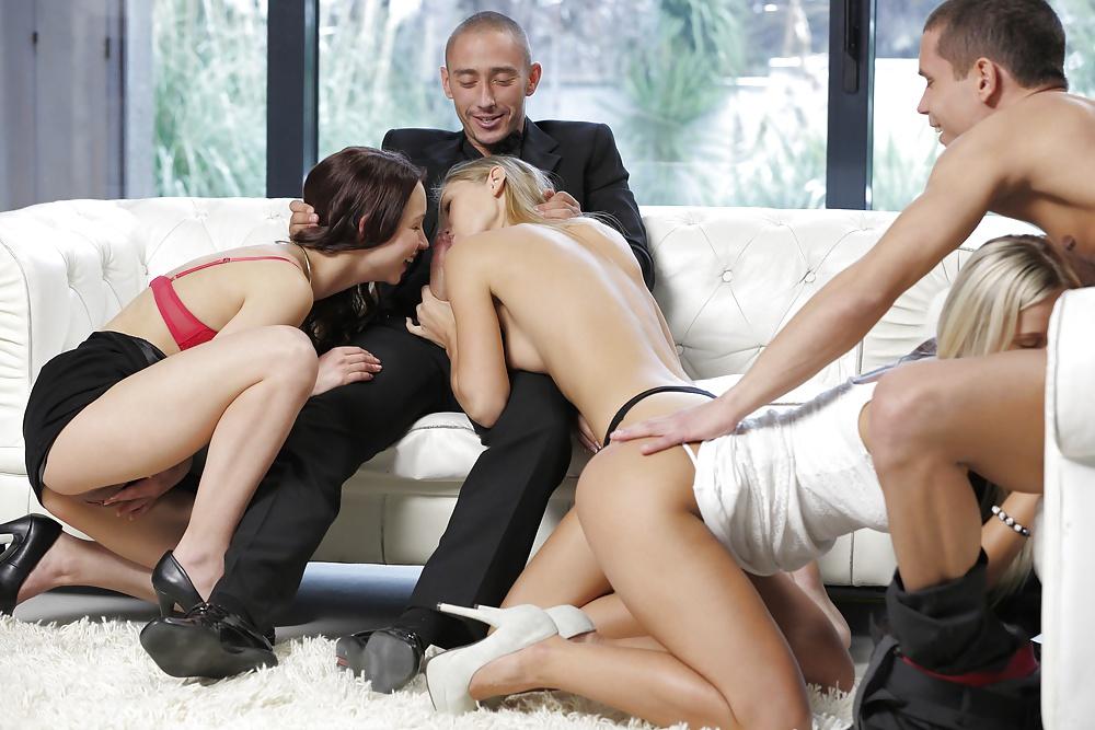 порно с анжеликой оргии губки