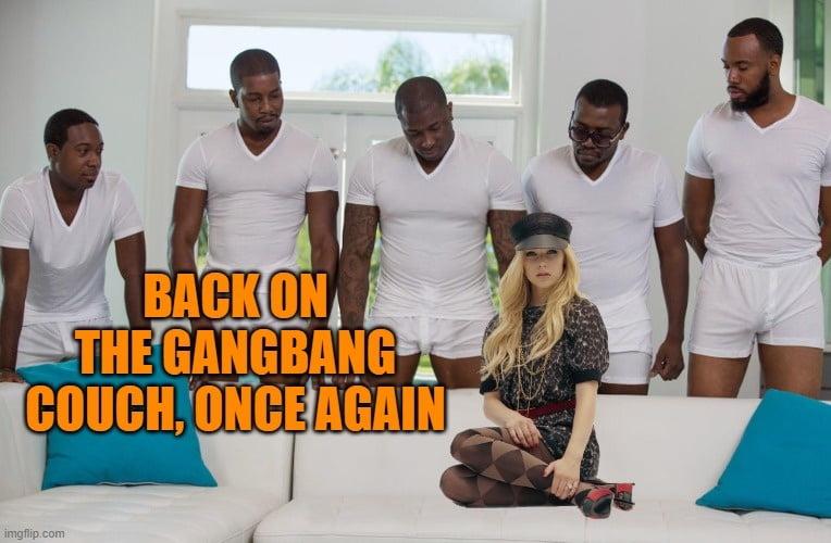 Celebrity gangbang captions #855 - 20 Pics