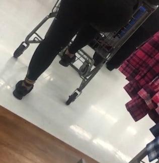 Big leg black women-7048