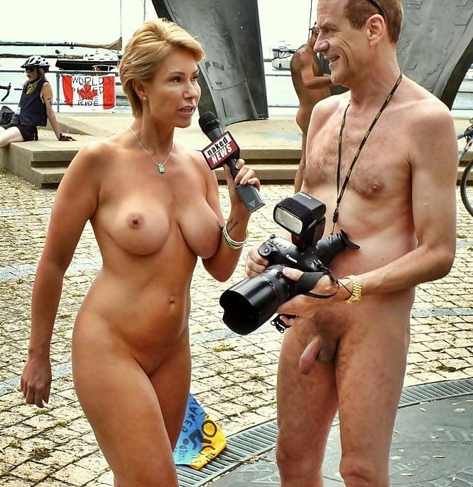 Nude Public Sex
