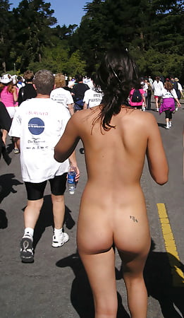 Naked girls at events Only One Nude Girl At Public Events 41 Pics Xhamster