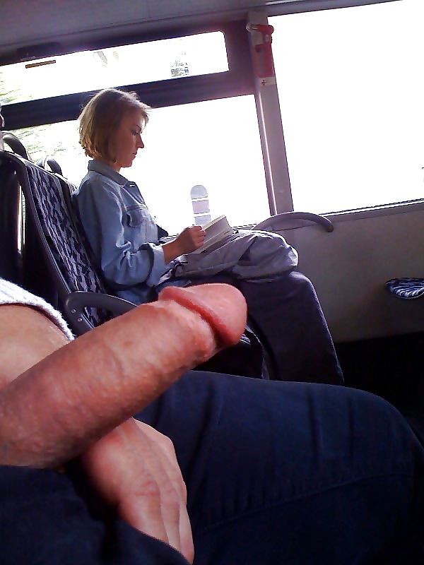 Public dick flash window