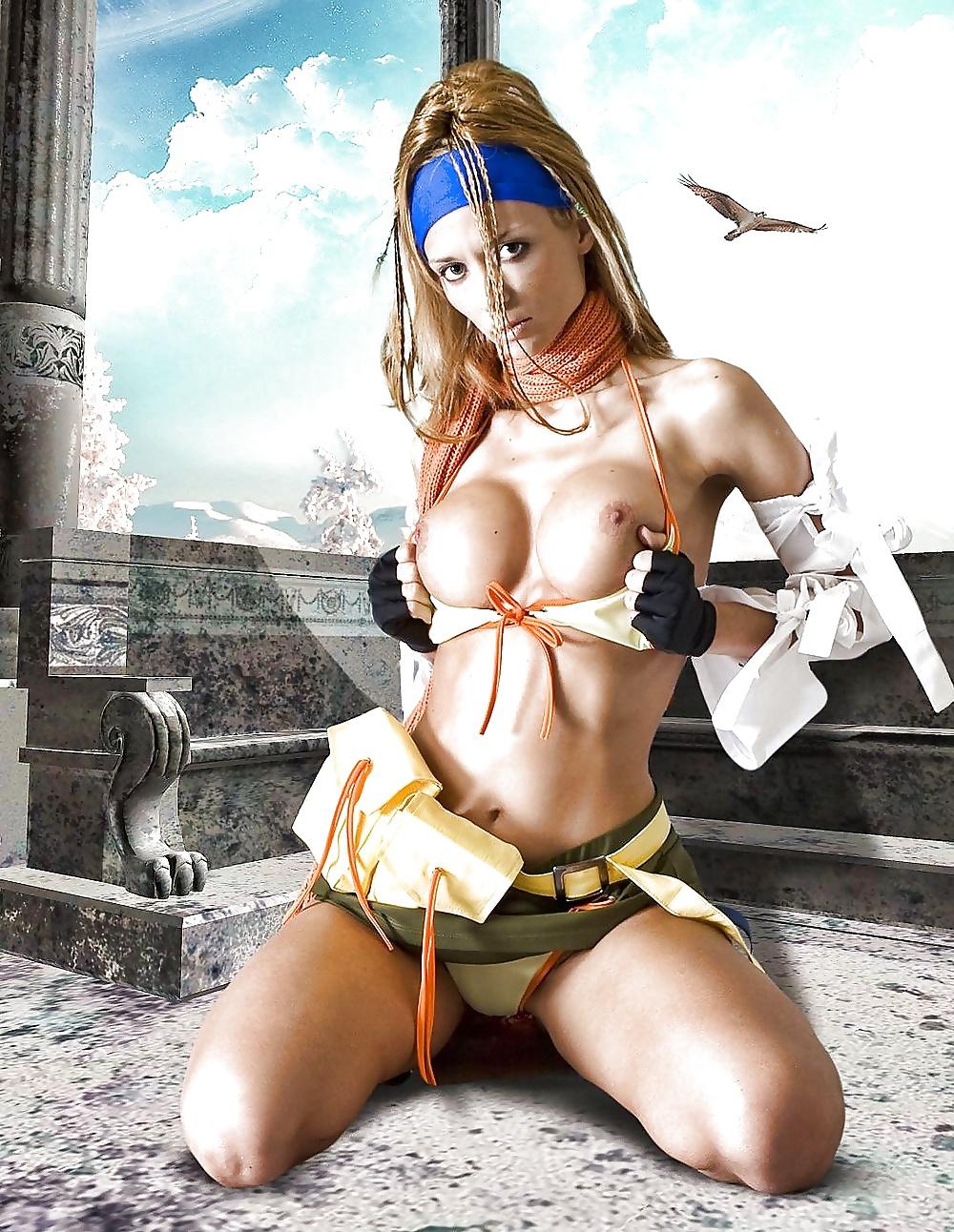 Ffx Rikku Nude Pics
