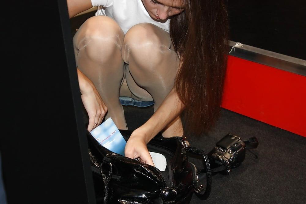 Spycam Upskirt Panty Pics
