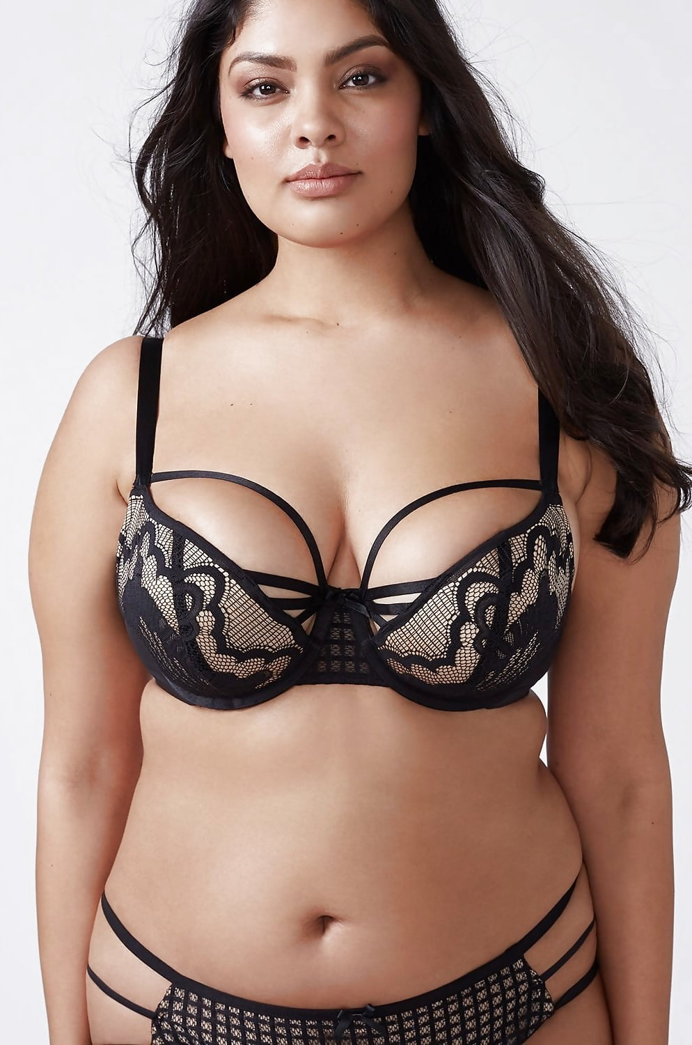 Forget Loungewear, Here Are The Plus Size Lingerie Finds To Own