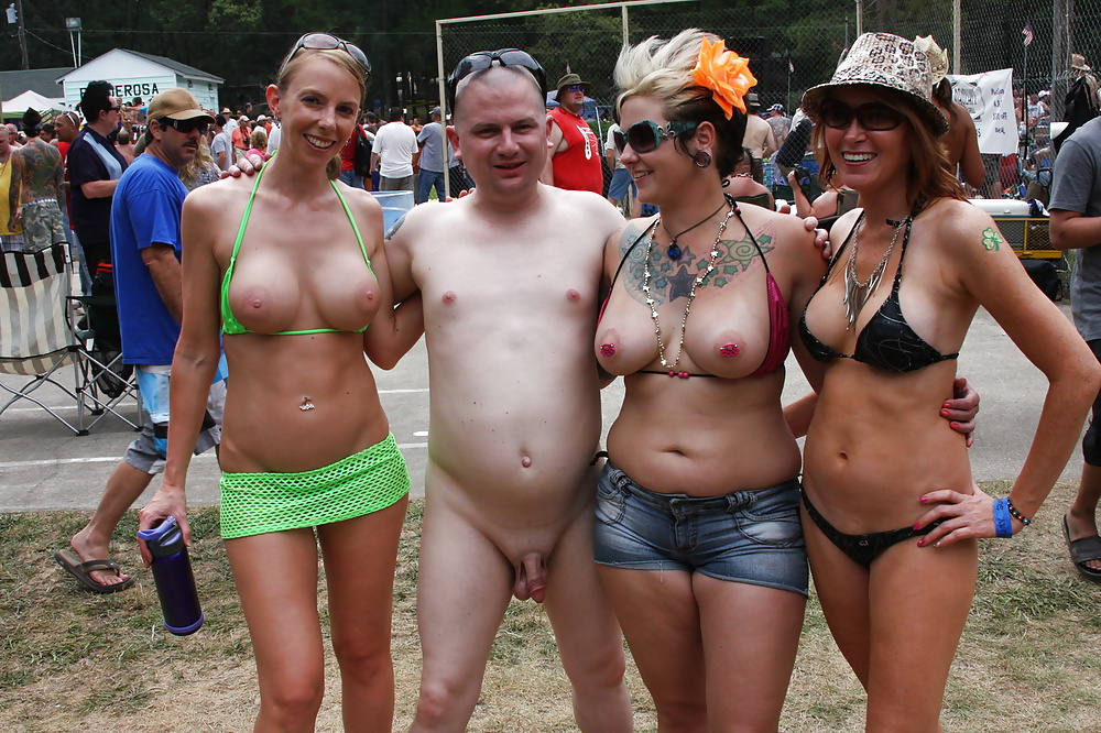 Naked and cute juggalettes