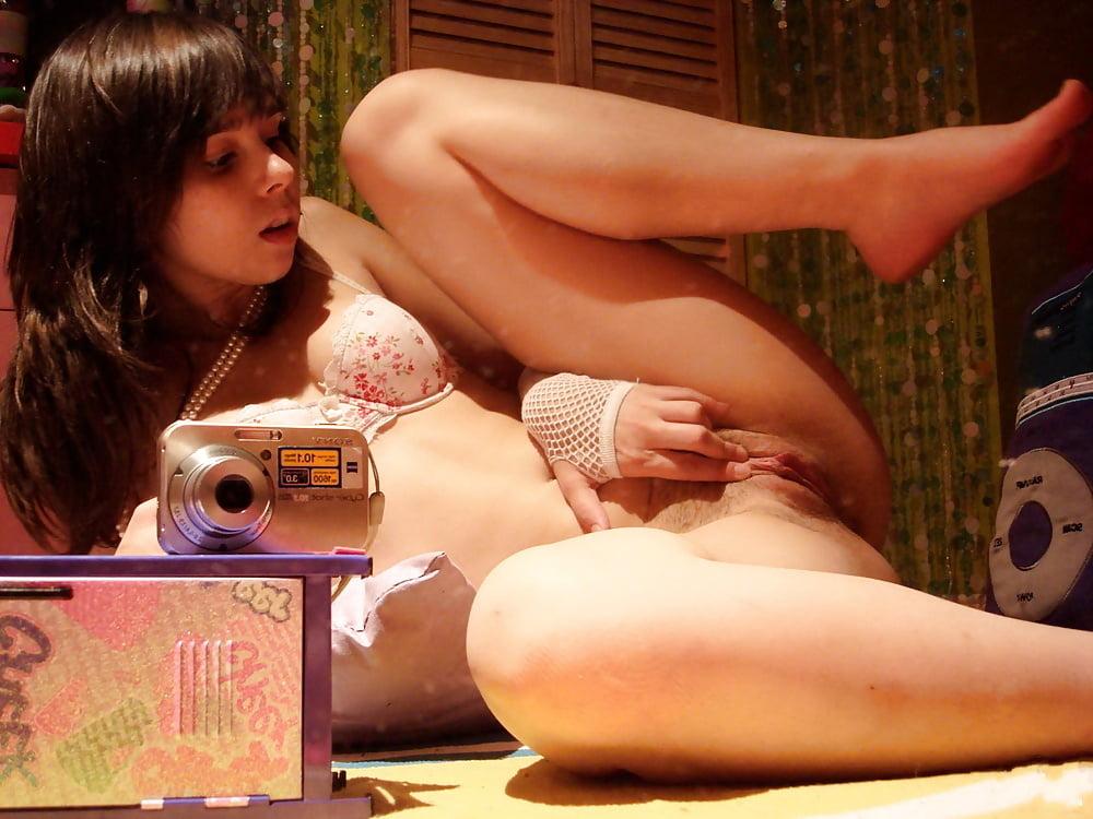 Sexy teen selfie-9305