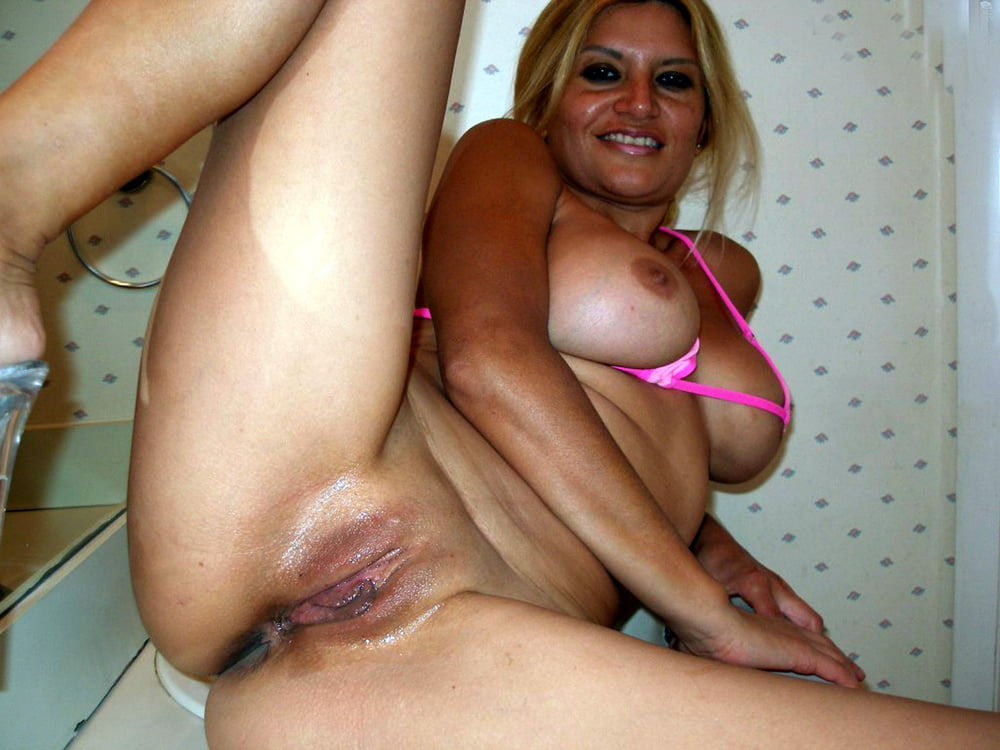 A milf's wet pussy fingered and licked, hot milf fucked doggie style, hot milf lov