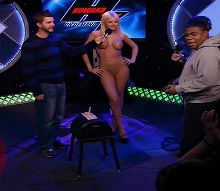 Free Howard Stern Show Nude