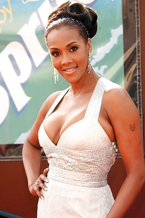 Something is. vivica fox milf hamster very good