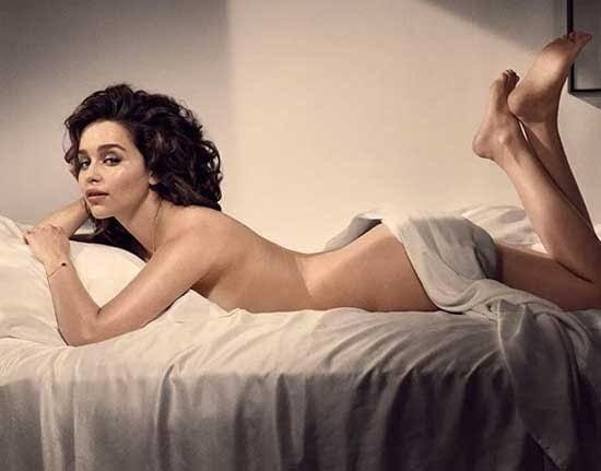 Emilia clarke sexy bitch - 9 Pics